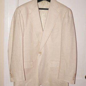 White Suit Jacket